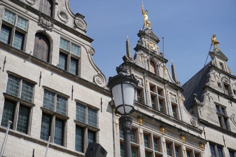 Antwerpen Architektur