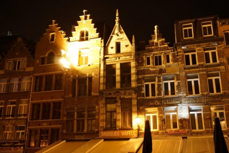 Antwerpen im Lichterglanz