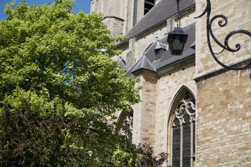 Kirche in Antwerpen in Belgien