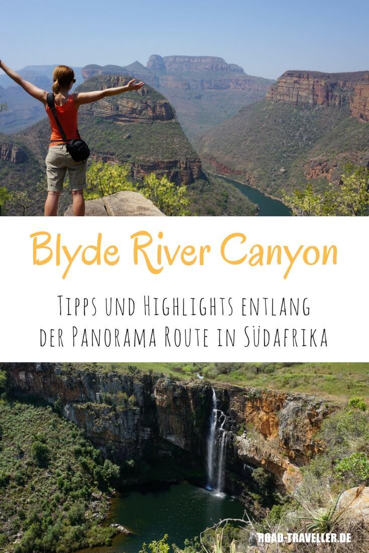 Wandern am Blyde River Canyon und Roadtrip entlang der Panorama Route im Nordosten Suedafrikas - unsere Tipps