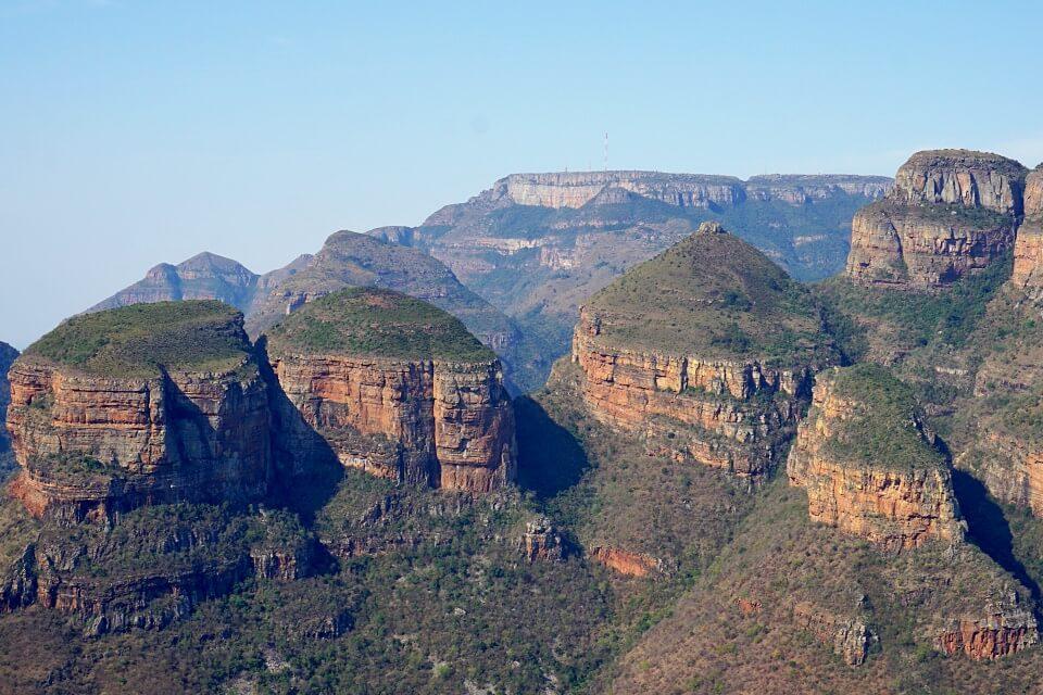 Three Rondavels im Blyde River Canyon