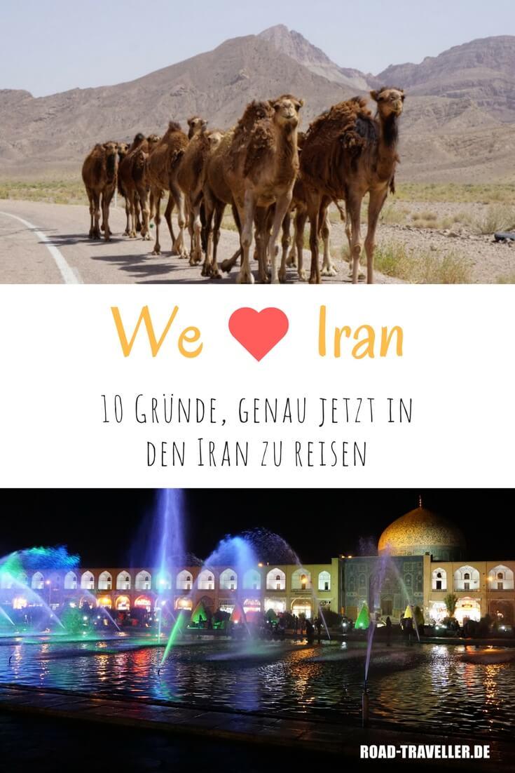Uns hat der Iran als Reiseziel überzeugt. Warum, das haben wir dir in 10 Gründen zusammengefasst!
