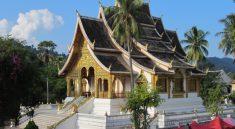 Vat in Luang Prabang