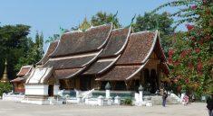 Das Vat Xieng Thong in Luang Prabang Laos