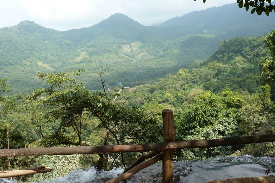 Luang Prabang Tad Kuang Xi Laos