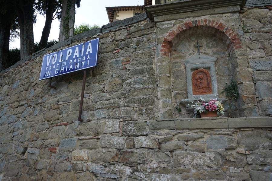 Volpaia - Mittelalterdorf im Chianti