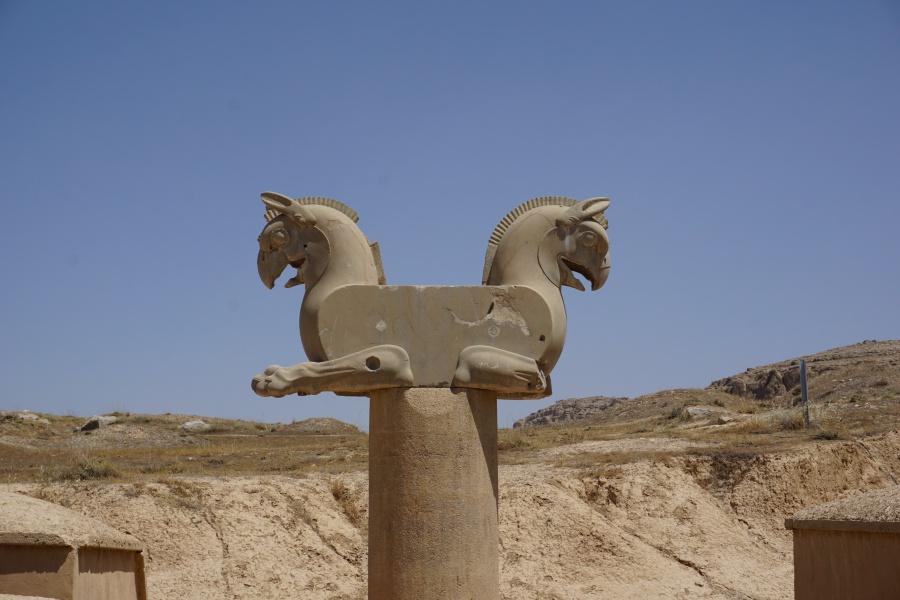 Persepolis bei Shiraz im Iran
