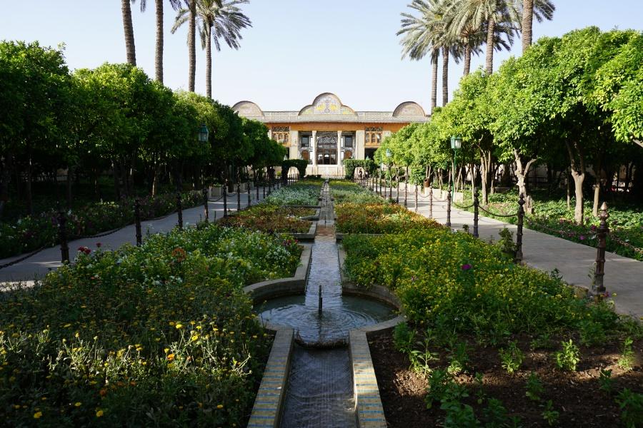 Der Eram Garten in Shiraz