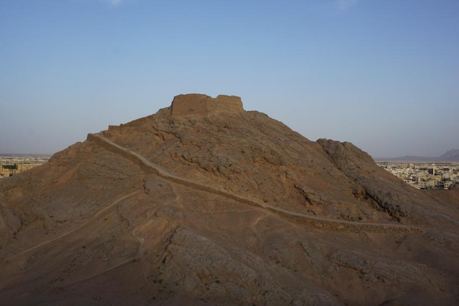 Schweigeturm in Yazd Iran