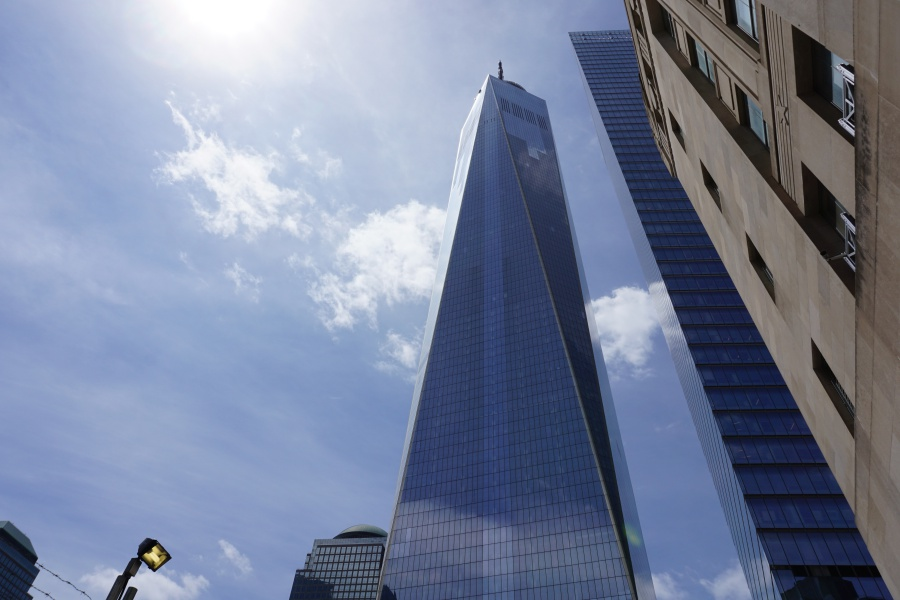One World Trade Center Manhattan