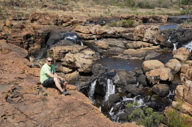 Bei den Bourke´s Luck Potholes am Blyde River Canyon