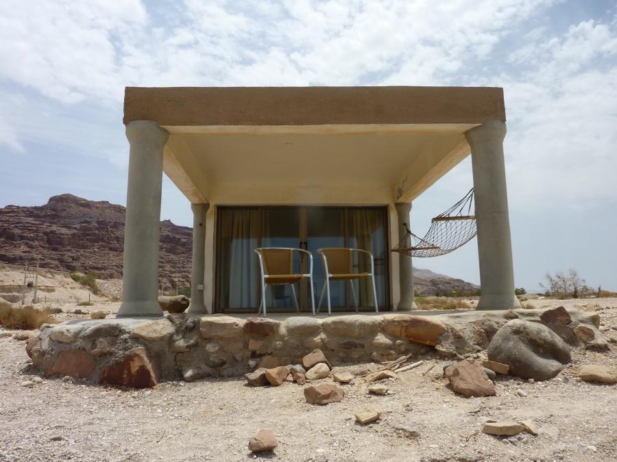 Die RSCN Mujeb Chalets sind perfekt fuer einen kurzen Aufenthalt am Toten Meer