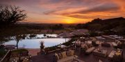 Pool der Four Seasons Serengeti Safari Lodge