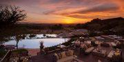 Pool der Four Seasons Serengeti Safari Lodge