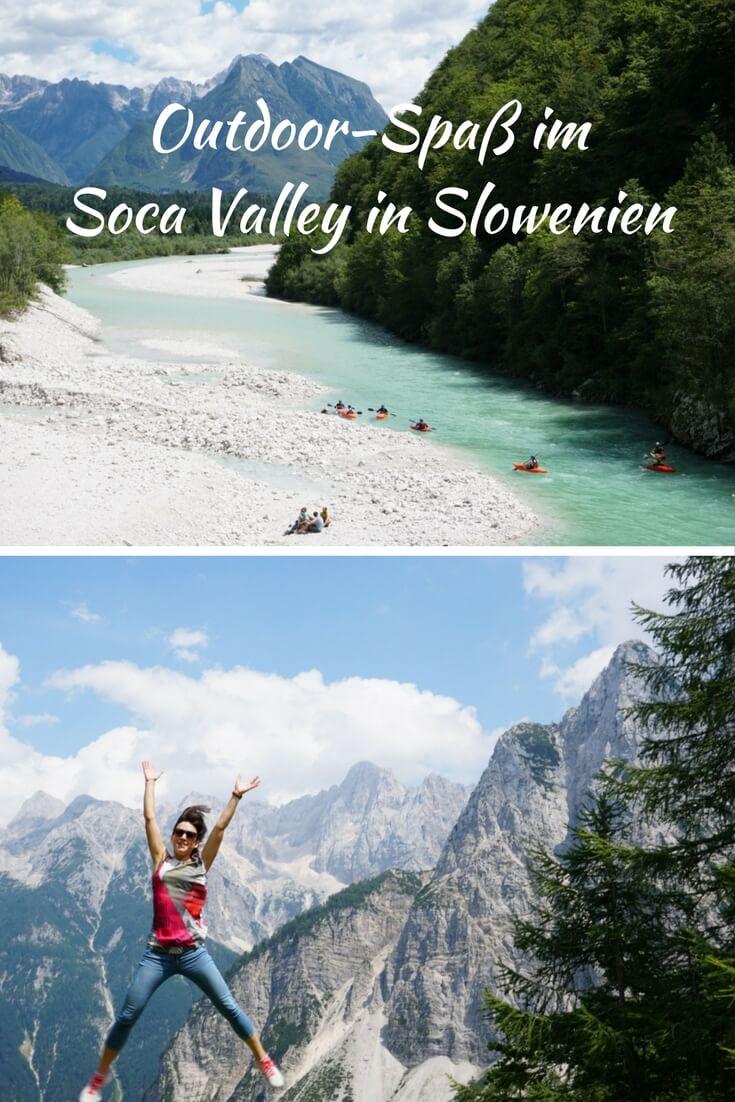 Unsere Tipps für deinen Outdoor-Trip ins Soca Valley in Slowenien