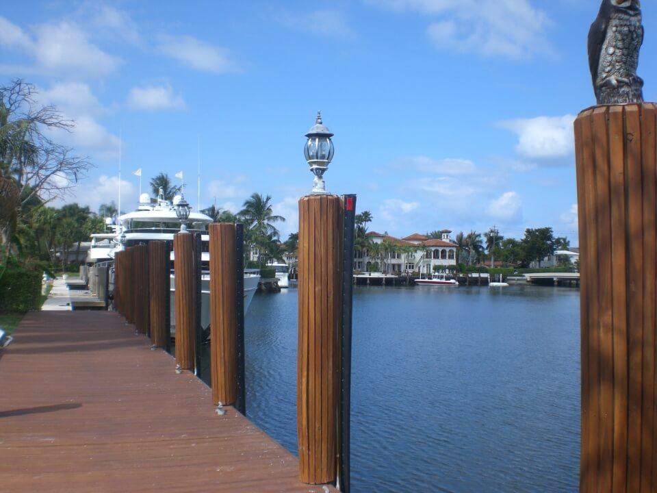 Wasserwege in Fort Lauderdale in Florida