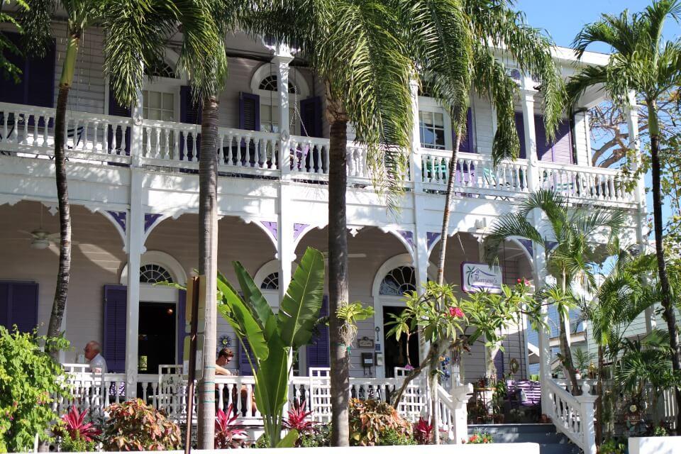 Unsere Unterkunft in Key West Florida