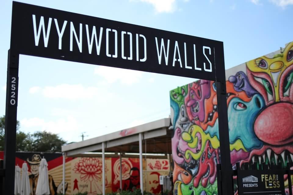 Die Wynwood Walls in Miami - wir waren total begeistert vom gesamten Viertel