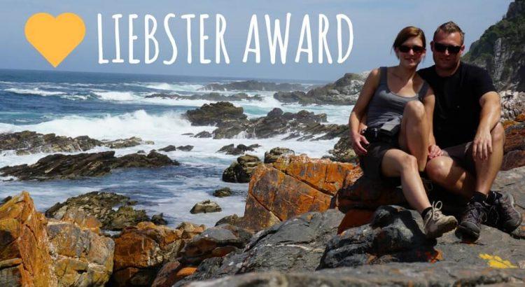 Unser Reiseblog Road Traveller wurde mit dem Liebster Award ausgezeichnet