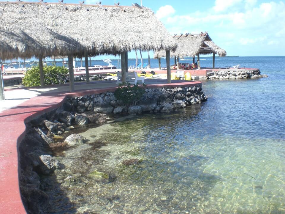 Glasklares Wasser, Strand- und Badevergnuegen auf den Florida Keys