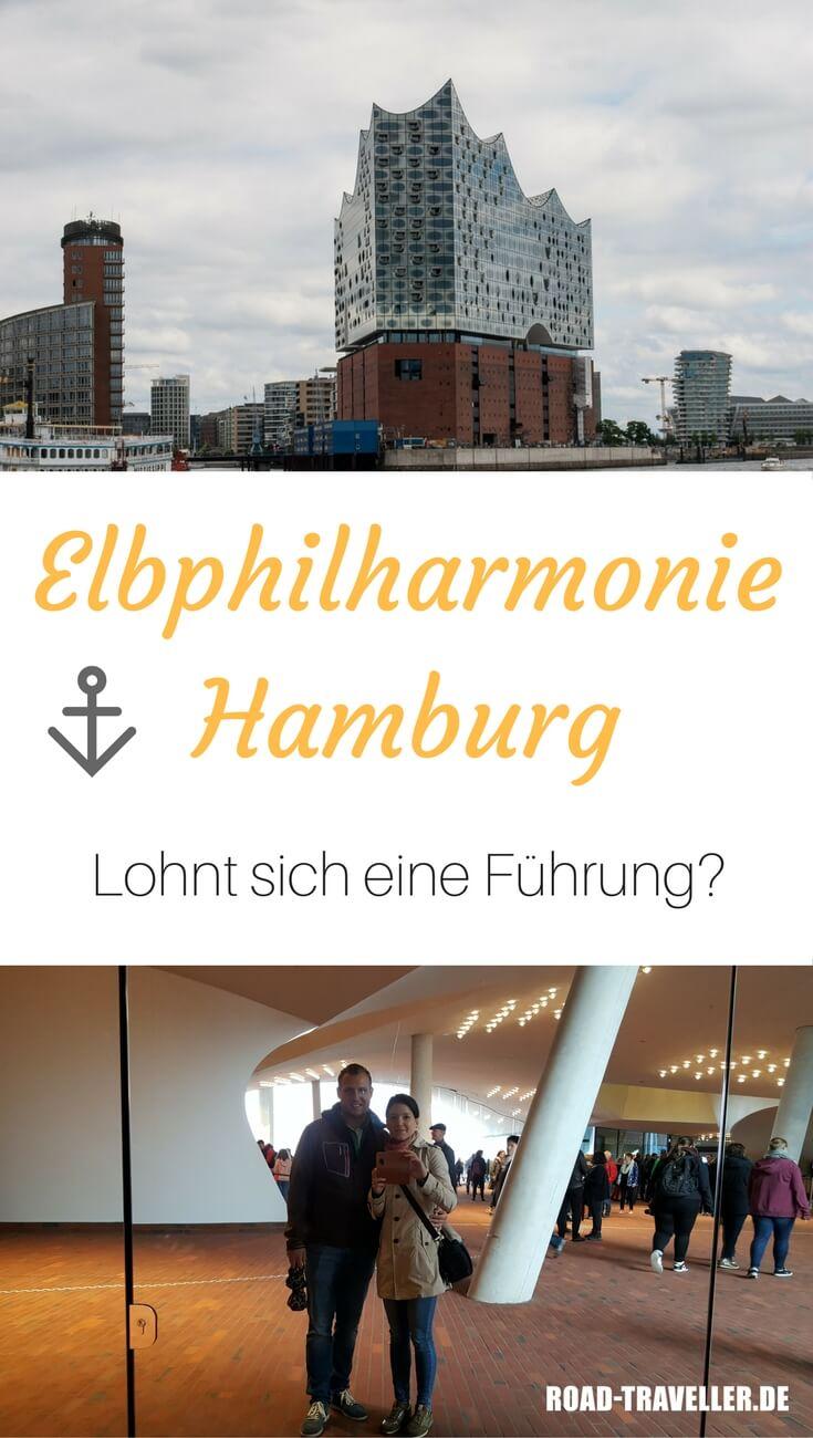 Lohnt sich eine gefuehrte Tour durch die Elbphilharmonie in Hamburg? Hier findest du alle Moeglichkeiten zur Besichtigung und Tipps zur Buchung.