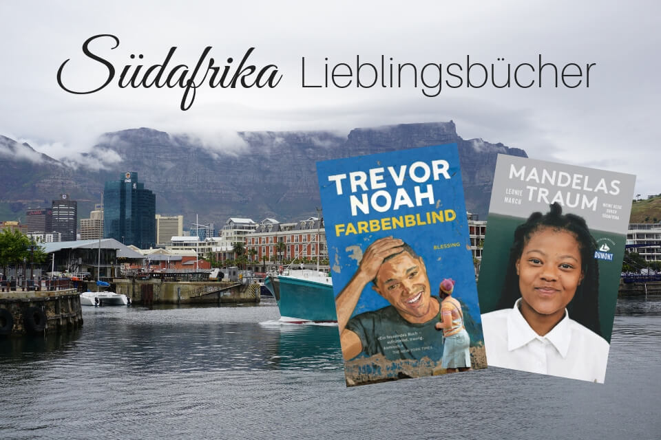 Buchtipps und Literatur Empfehlungen fuer Suedafrika Fans