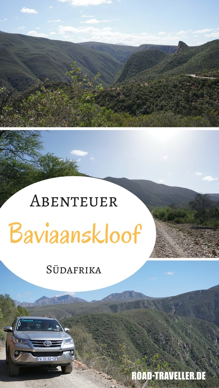 Offroad durch das Baviaanskloof Nature Reserve in Südafrika. Unsere Tipps, Erlebnisse und die schönsten Bilder