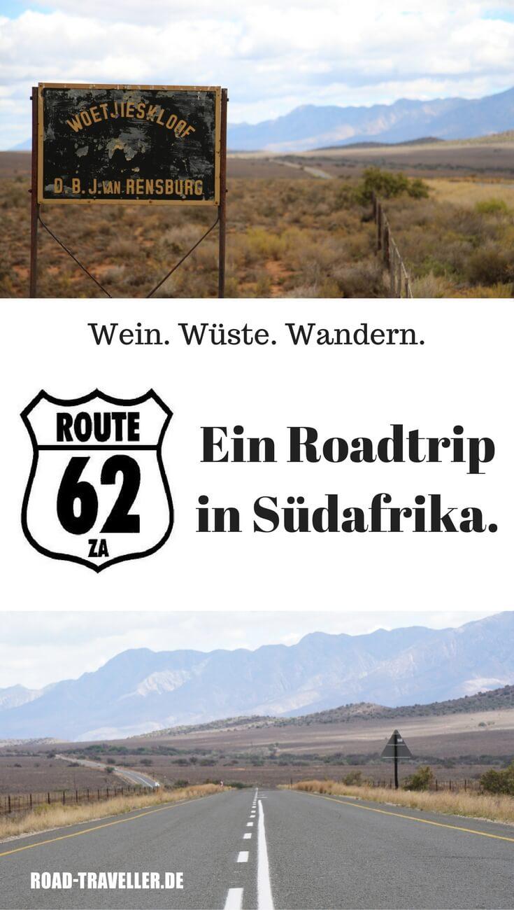 Route 62 - ein Roadtrip durch Südafrikas Kleine Karoo. Unsere Tipps und Highlights.