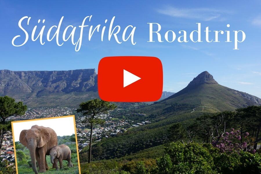 Suedafrika Roadtrip Garden Route und Route 62 Travel Video