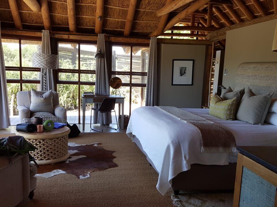 Unglaublich tolle Bungalows im Kwandwe Private Game Reserve