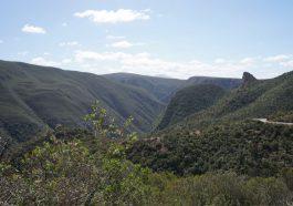 Der Baviaanskloof in Suedafrika. Unsere Offroad Tour - Reiseblog Road Traveller