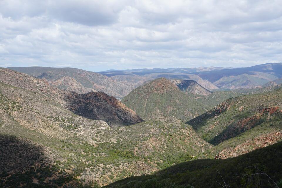 Faszinierende Weiten des Baviaanskloof - Suedafrika Reiseblog Road Traveller