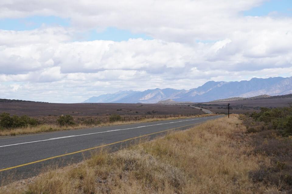 Roadtrip auf der Route 62. Je weiter wir nach Osten kommen desto karger wird die Landschaft