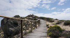 Wandern im Robberg Nature Reserve bei Plettenberg Bay an der Garden Route in Suedafrika - Reiseblog Road Traveller