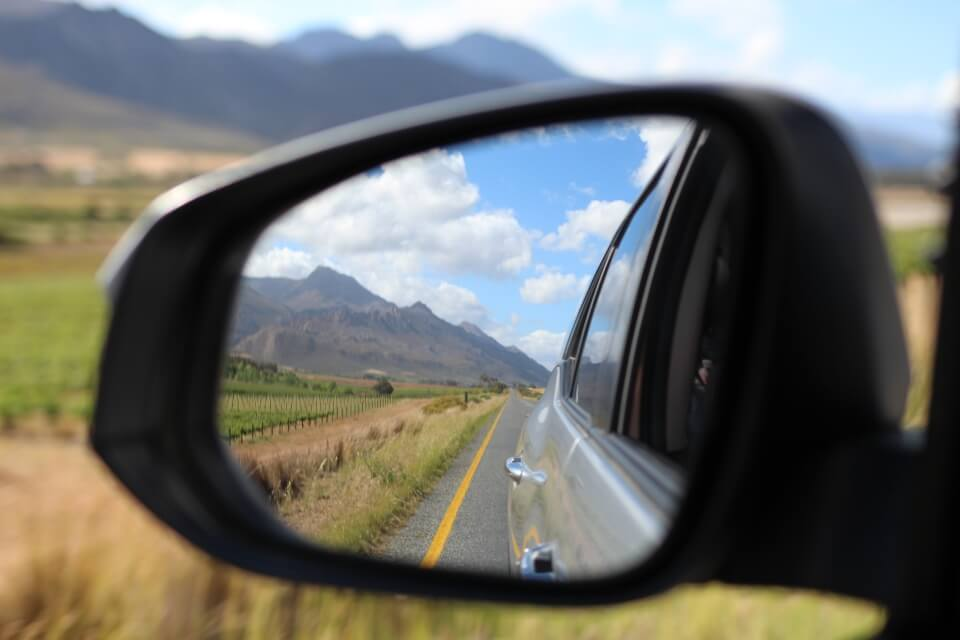 Roadtrip auf der Route 62 in Suedafrika
