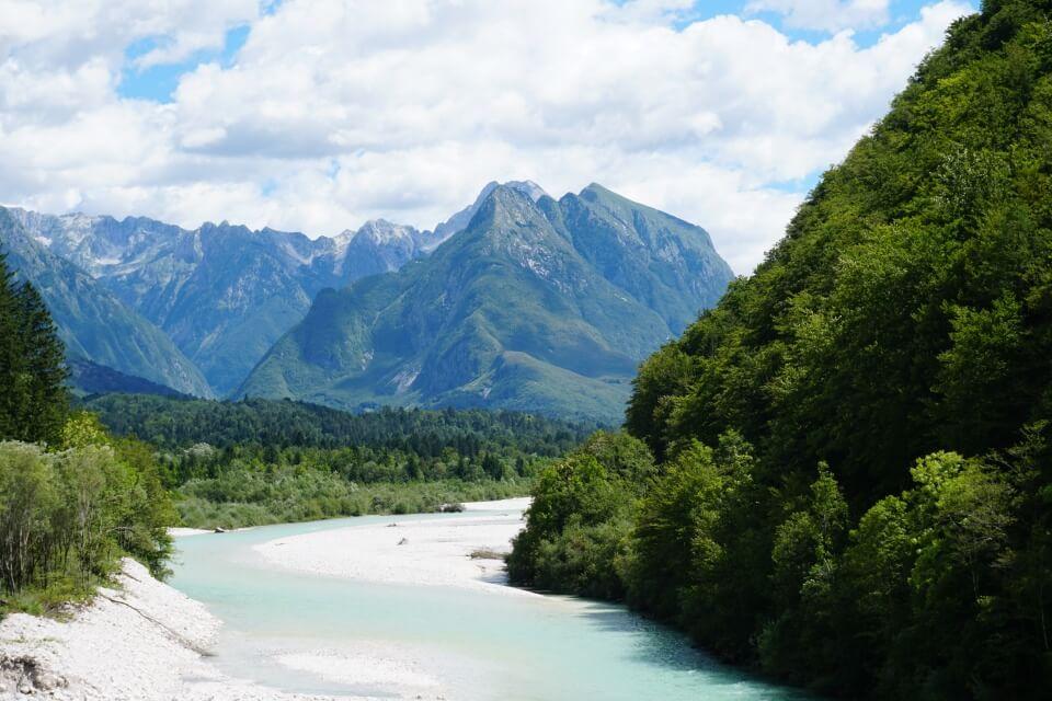 Das Soca Valley und der Triglav Nationalpark in Slowenien sind ein Paradies fuer Outdoor Fans - Reiseblog Road Traveller