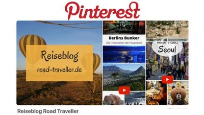 Folge Road Traveller auf Pinterest