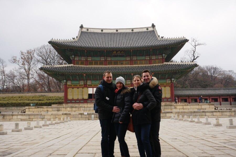 Family in Seoul