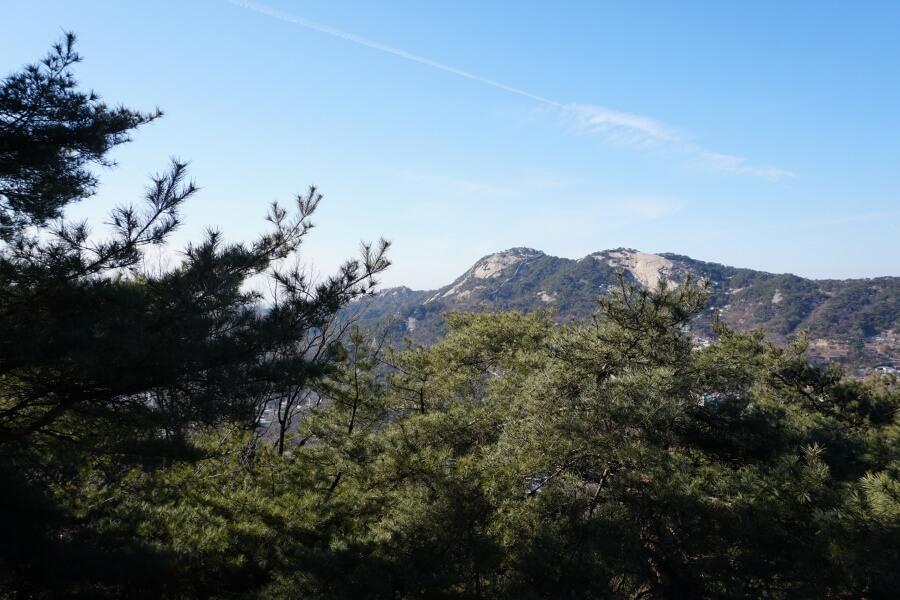 Selbst rund um Seoul findest du Natur pur