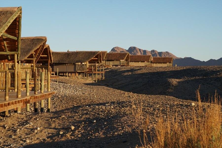 Kulala Desert Lodge Unterkunft im Sossusvlei Namibia