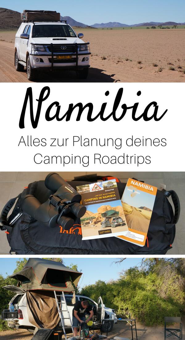 Namibia Reisetipps: Alles zur Planung deiner Camping Rundreise auf eigene Faust - www.road-traveller.de