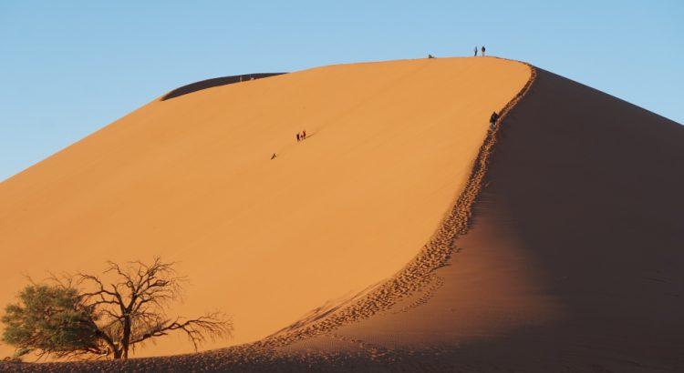 Die Duene 45 im Namib-Naukluft-Park Sossusvlei Namibia