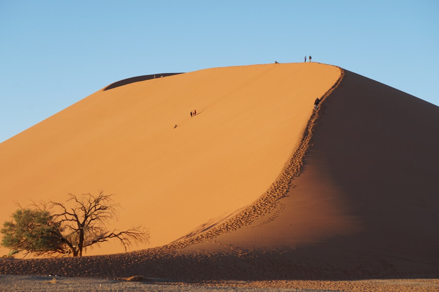 Duene 45 im Namib-Naukluft-Park