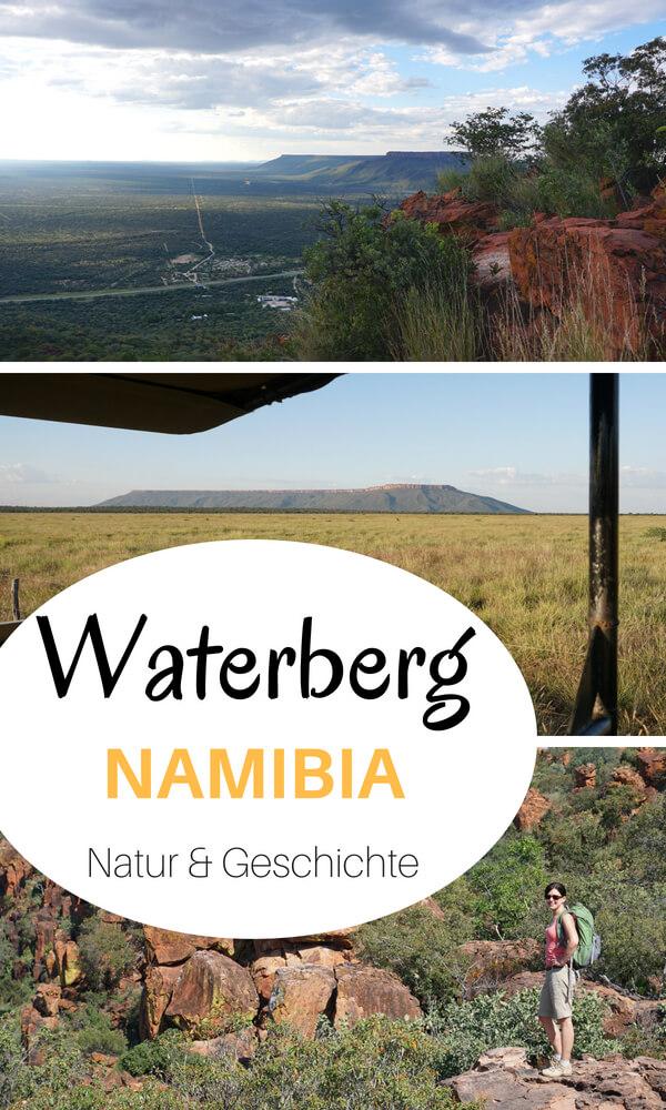 Unsere Tipps für die Region rund um den Waterberg in Namibia.