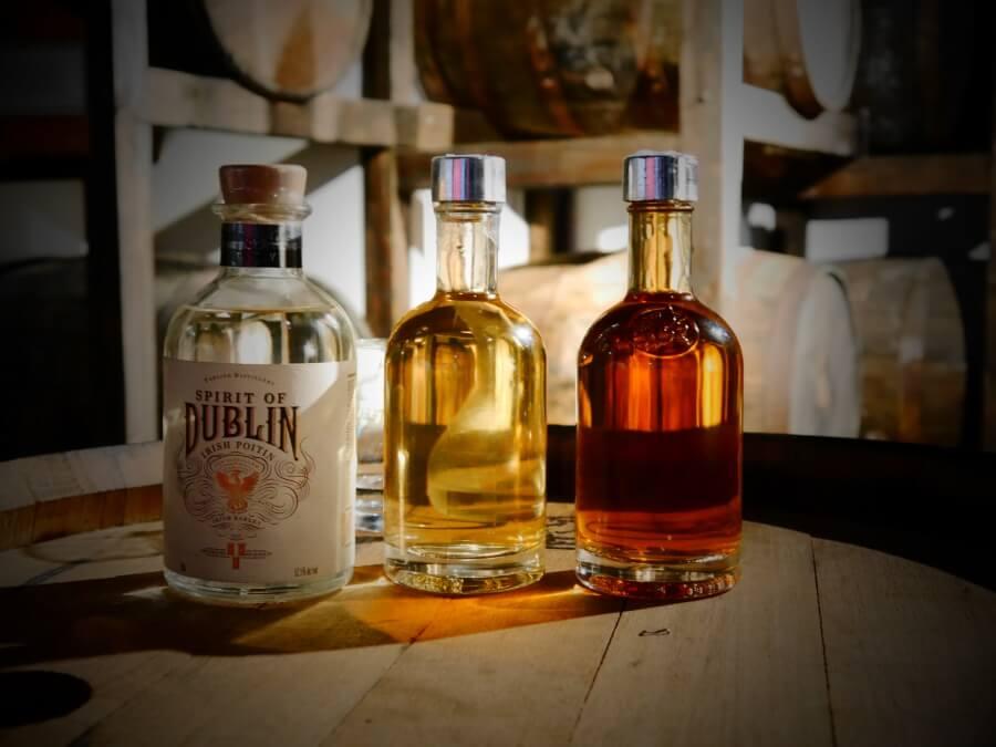Dublin Teeling Whiskey Destillerie besichtigen