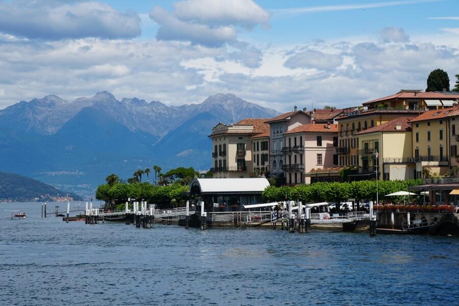 Bellagio am Lago di Como
