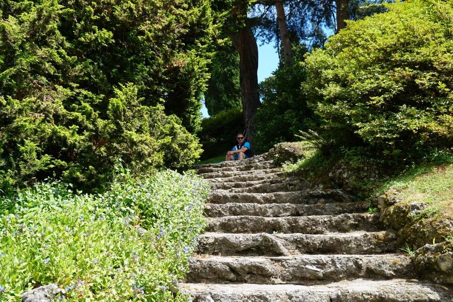 Reisebericht Bellagio Villa Melzi am Lago di Como