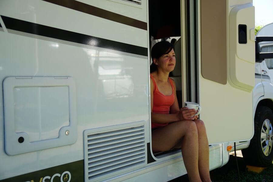 Etrusco Reisemobil auf unserem Roadtrip durch die Schweiz bis Norditalien