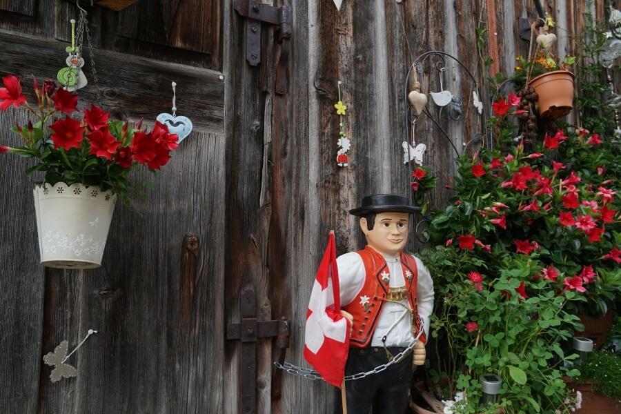 Schweiz-Idylle in Appenzell