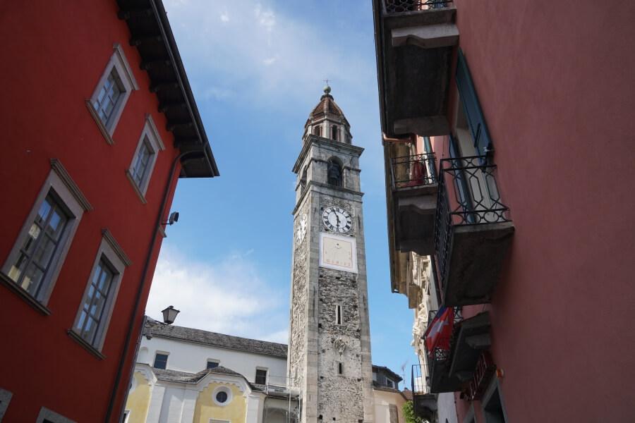 Ascona am Lago Maggiore